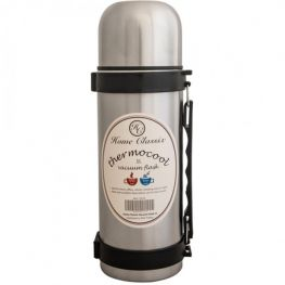 Thermocool Stainless Steel Vacuum Flask, 1 Litre