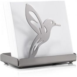 Note Paper Holder, Hummingbird