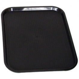 Rectangular Non Slip Plastic Tray, 45cm