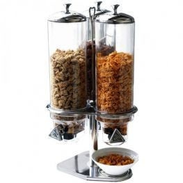 Cereal Dispenser, 3 x 4 Litre