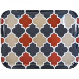 Melamine Rectangular Tray, Humble, 43cm