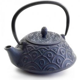 Oriental Cast Iron Tetsubin Teapot With Infuser, Malaysia, 800ml