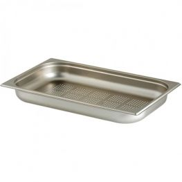 Perforated Bain Marie Full Insert, 52cm