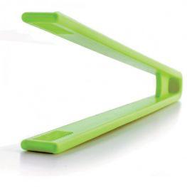 Accesorios Silicone Tongs, Green, 30cm