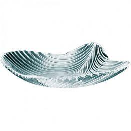 Mambo Lead-Free Crystal Bowl, 25cm