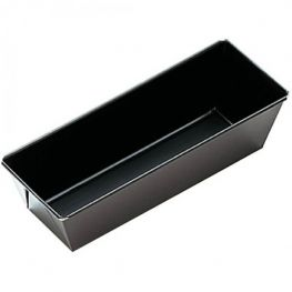 Moka Rectangular Loaf Pan, 14cm
