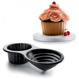 Moka XL Cupcake Mould, 39cm