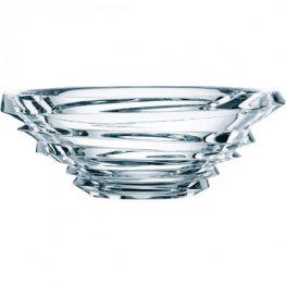 Slice Lead-Free Crystal Bowl, 33cm