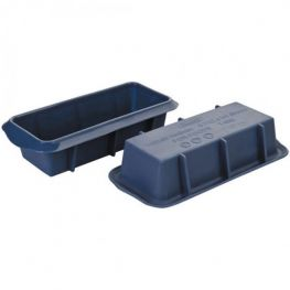 Blueberry Silicone Mini Loaf Pans, Set of 2, 15cm