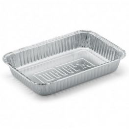 Small Drip Pans, Set Of 10