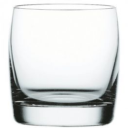 Vivendi Premium Lead-Free Crystal Whiskey Glasses, Set Of 4