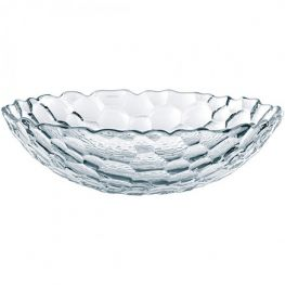 Sphere Lead-Free Crystal Bowl, 30cm