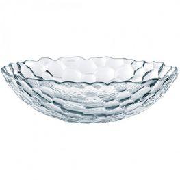 Sphere Lead-Free Crystal Bowl, 30cm