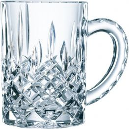 Noblesse Lead-Free Crystal Beer Glass