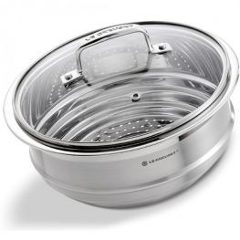 Triply Stainless Steel Multi Steamer