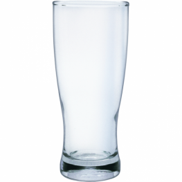 Indo Beer Flared Pilsener Glass, 375ml