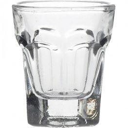 Boston Shooter Single Tot Glass, 30ml
