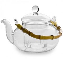 Glass Teapot With Infuser, 600ml
