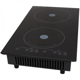 Induction Stove Cooker, Double Plate