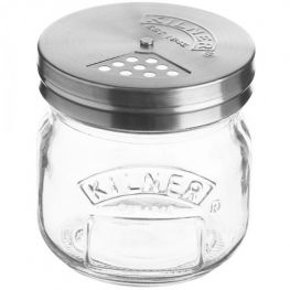 Storage Jar With Shaker Lid, 250ml