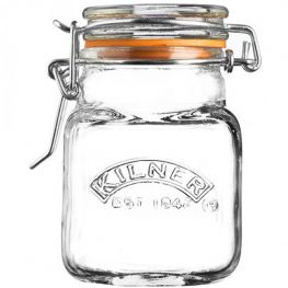 70ml Square Spice Jar