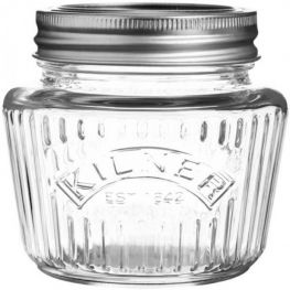 Vintage Preserve Jar, 250ml
