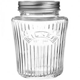 Vintage Preserve Jar, 500ml