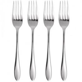 Dessert Fork Set, 4pc, Manhattan