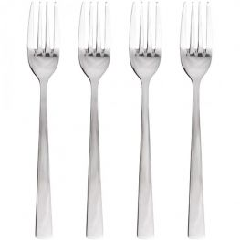 Table Fork Set, 4pc, Newport