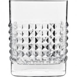 Mixology Elixir 380ml Whiskey Glasses, Set Of 4