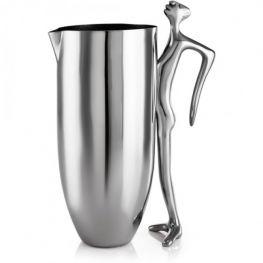 Stainless Steel Water Jug, Man