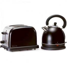 Twin Breakfast Pack, Black