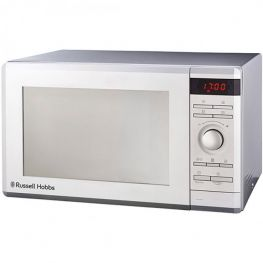 Silver Finish Microwave Oven, 36 Litre