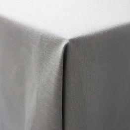Seattle Grey Tablecloth, Rectangular