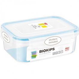 Komax Storage Container With Dividers