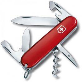 Spartan Pocket Knife, Red