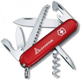 Camper 13 Function Pocket Knife
