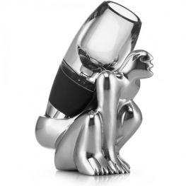 Aluminium Wine Aerator Set, Full Bodied