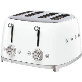 Retro 4 Slice Square Toaster