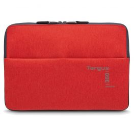 "360 Perimeter 15.6"" Laptop Sleeve, Scarlet Red"
